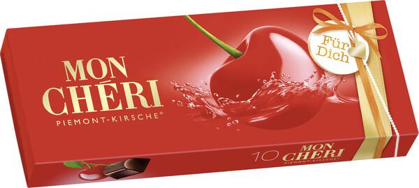 Ferrero Mon Chéri Pralinen 10 Stück 105G