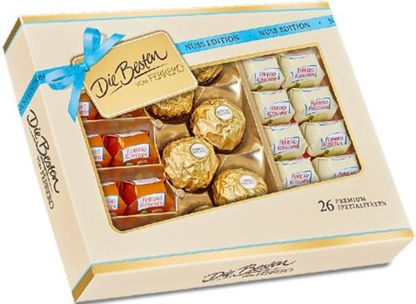 Ferrero Die Besten Nuss Edition 253G