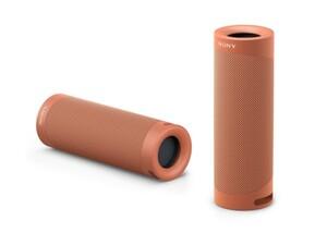 Sony mobiler Lautsprecher SRSXB23R ,  Bluetooth, 12h Akku, rot