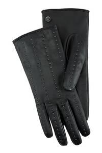 Roeckl, Handschuhe Tiny Rivets in schwarz, Mützen & Handschuhe für Damen