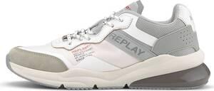 Replay, Sneaker Leesburg in weiß, Sneaker für Herren