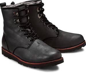 UGG, Winter-Boots Hannen in schwarz, Stiefel für Herren