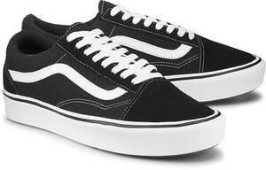 Vans, Comfycush Old Skool in schwarz, Sneaker für Herren