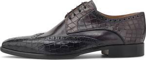 Melvin & Hamilton, Business-Schnürer Lewis 3 in mittelgrau, Business-Schuhe für Herren