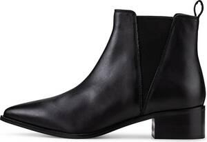Another A, Chelsea-Stiefelette in schwarz, Stiefeletten für Damen