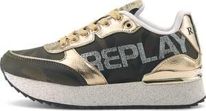 Replay, Sneaker Chenin in khaki, Sneaker für Damen