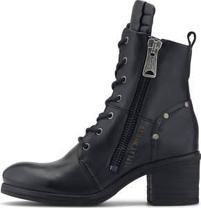 Replay, Schnür-Boots Dolly in schwarz, Boots für Damen