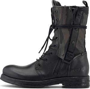 Replay, Schnür-Boots Sade - Darling in schwarz, Boots für Damen