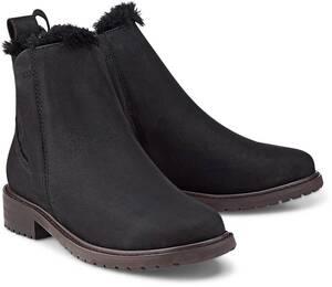 EMU, Stiefelette Pioneer in schwarz, Boots für Damen