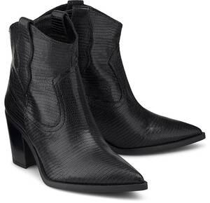 Unisa, Western-Boots Milca in schwarz, Boots für Damen