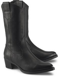 Unisa, Western-Boots Gladis in schwarz, Boots für Damen