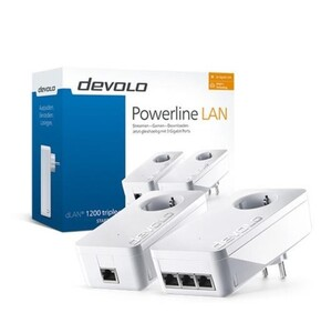 Devolo dLAN 1200 triple + Starter Kit