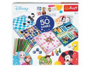 Trefl Spielesammlung »Disney« mit 50 Spielen