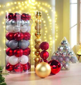 Weihnachtskugeln XXL Set