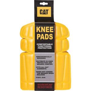 """CAT              Knieschoner """"Knee Pads"""", gelb"""