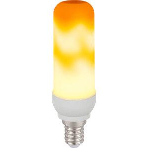 Flector              LED-Leuchtmittel, E14, Flammenmuster