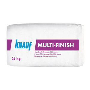 "Knauf Insulation              Spachtelmasse ""Multi-Finish"", 25kg"