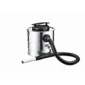 Aschesauger Edelstahl, 1200 Watt, 20 Liter