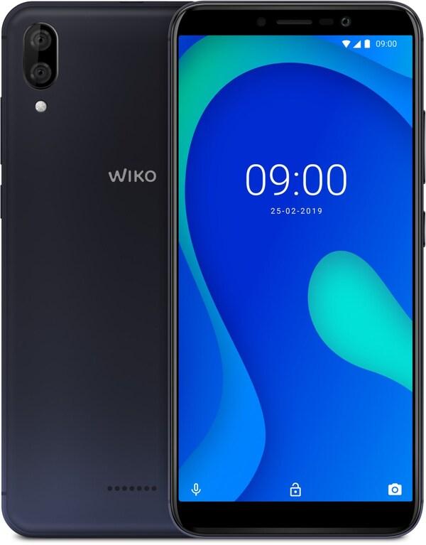 Y80 Smartphone gradient dark blue