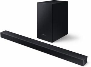 HW-T450 Soundbar + Subwoofer schwarz