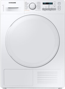 DV9FTA040DW Wärmepumpentrockner weiß / A++