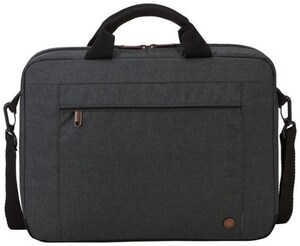 "Era Attache 14"" Notebook-Tasche obsidian"