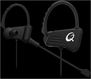 QH-5 Gaming Headset schwarz