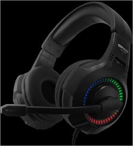QH-25 Gaming Headset schwarz