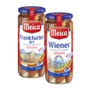 Meica Wiener Würstchen oder Frankfurter Art