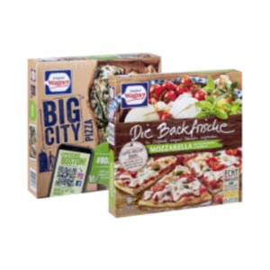Wagner Big Pizza oder Backfrische Pizza