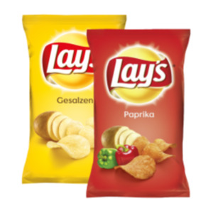 Lay's Chips oder Bugles