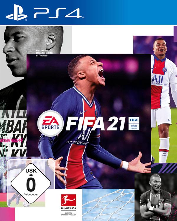 PS4 FIFA 21 [PlayStation 4]