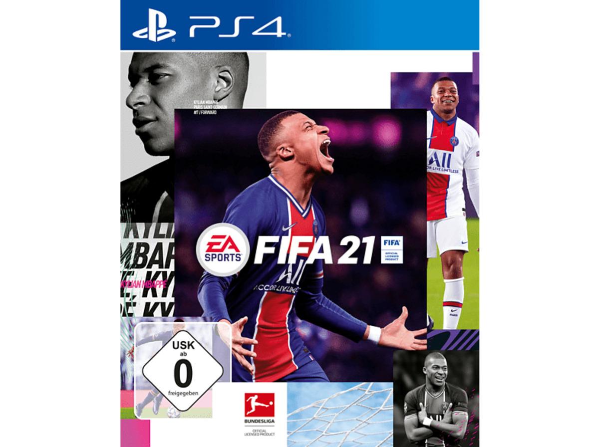 Bild 2 von PS4 FIFA 21 [PlayStation 4]