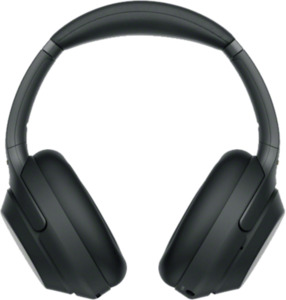 SONY WH-1000XM3 Noise Cancelling, Over-ear Kopfhörer Bluetooth Schwarz