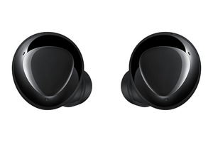 SAMSUNG SM-R175 Galaxy Buds+, In-ear True Wireless Kopfhörer Bluetooth Schwarz