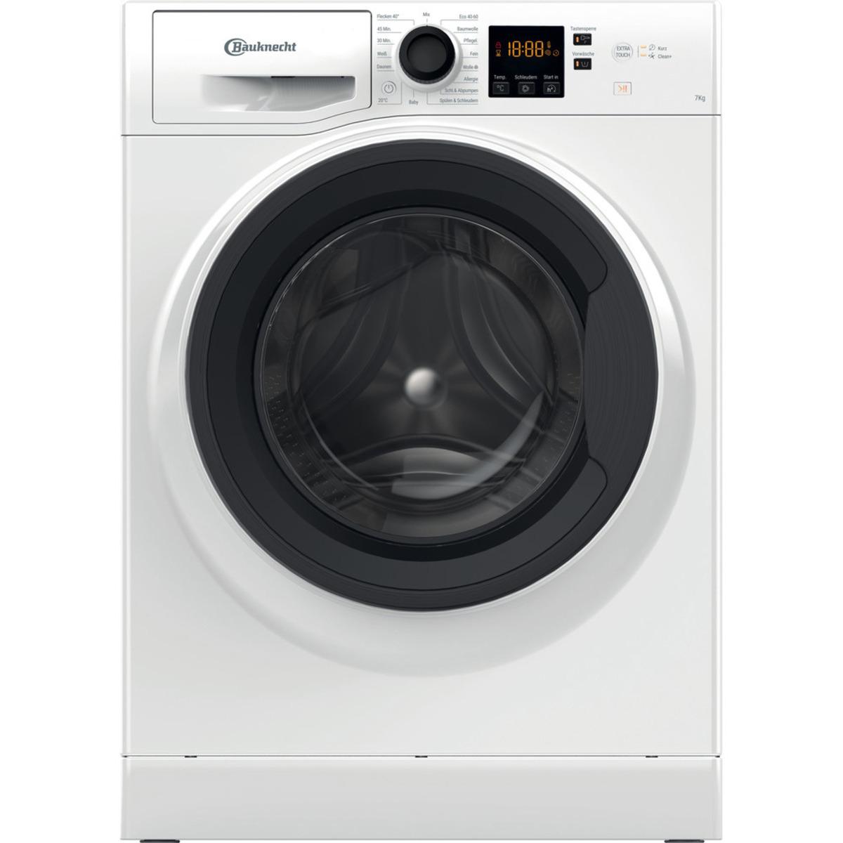 Bild 1 von BAUKNECHT WM 7 M100  Waschmaschine (7 kg, 1400 U/Min., A+++)