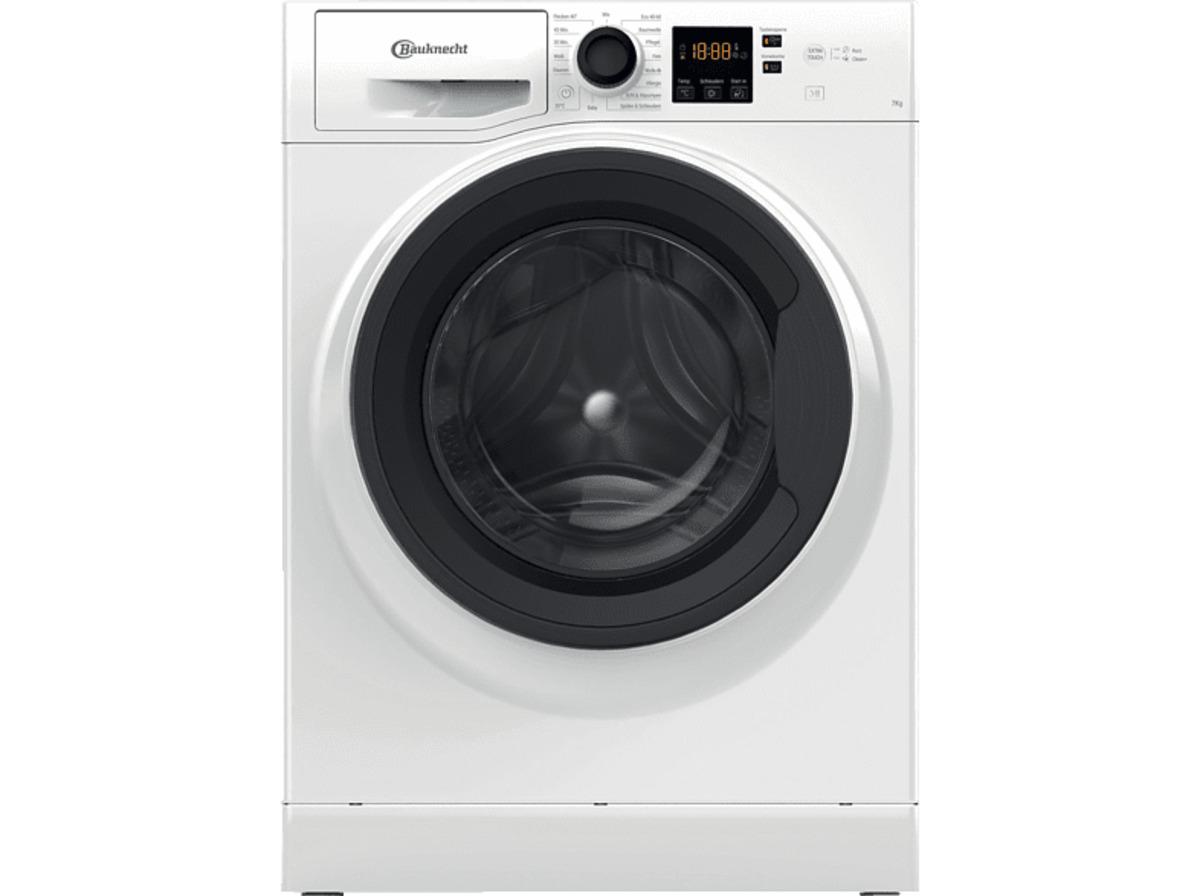Bild 2 von BAUKNECHT WM 7 M100  Waschmaschine (7 kg, 1400 U/Min., A+++)