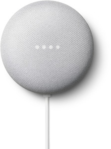 GOOGLE Nest Mini Smart Speaker, Kreide