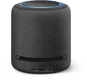AMAZON Echo Studio Smarter High Fidelity-Lautsprecher mit 3D-Audio Smart Speaker, Schwarz