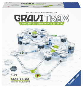 RAVENSBURGER GraviTrax Starterset Bausatz, Mehrfarbig