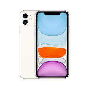 APPLE iPhone 11 Smartphone - 64 GB - Weiß