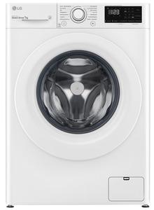 LG F14WM7LN0E Waschmaschine mit 1370 U/Min. in Weiß