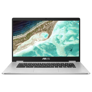 ASUS Chromebook C523 (C523NA-EJ0123) Chromebook mit Celeron®, 4 GB RAM, 64 GB & Intel HD Grafik 500 in Silver