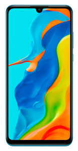 HUAWEI P30 lite NEW EDITION Smartphone - 256 GB - Peacock Blue