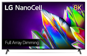 LG 75NANO979NA NanoCell,  LCD TV, Anthrazit