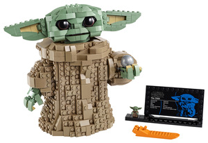LEGO 75318 The Mandalorian - Das Kind Bausatz