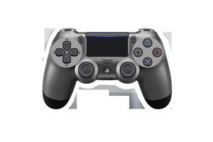 SONY PS4 Wireless Dualshock 4  Controller, Steel Black