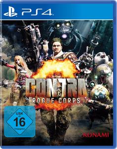 Contra: Rogue Corps für PlayStation 4 online