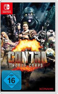 Contra: Rogue Corps für Nintendo Switch online