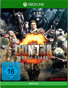 Contra: Rogue Corps für Xbox One online